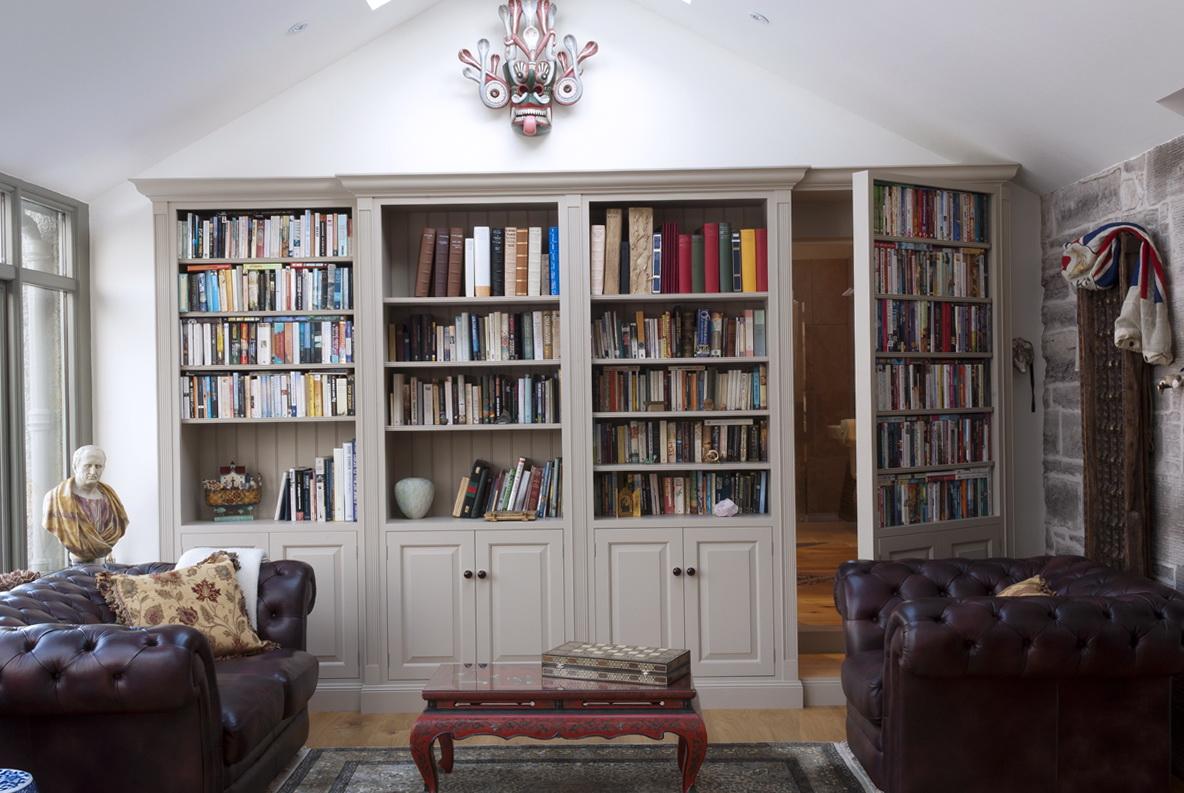 Hidden Door Bookcase Uk