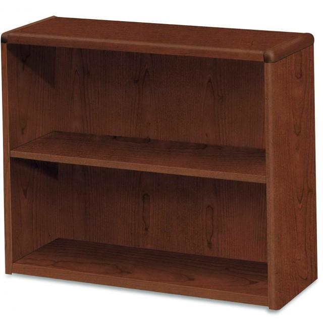 Hon 2 Shelf Bookcase