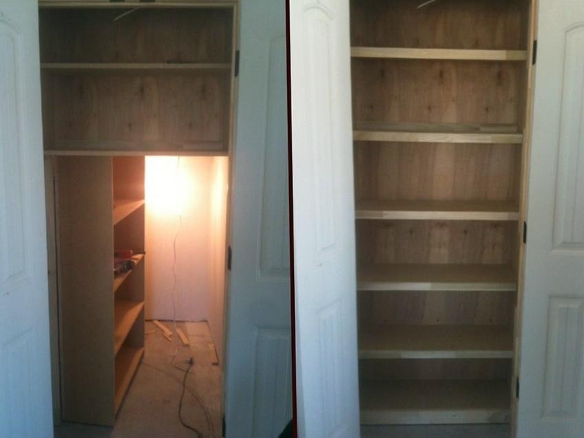 How To Make A Secret Bookcase Door