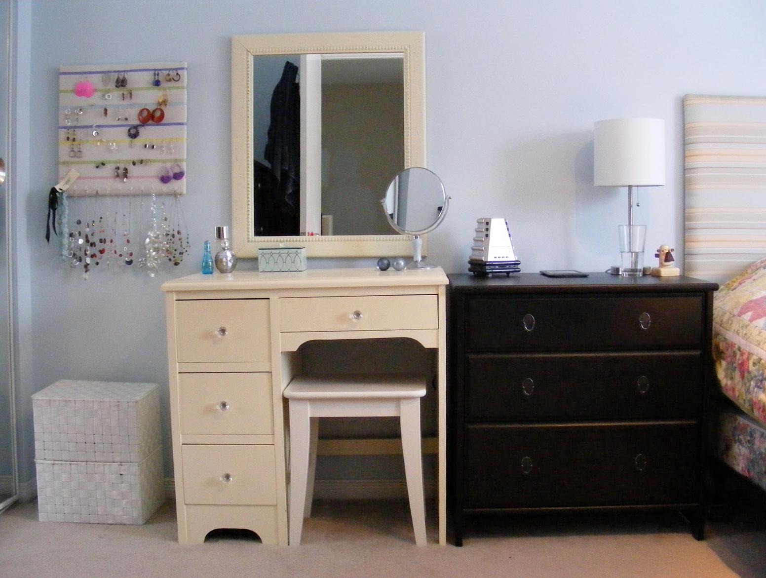Ikea Dark Wood Dresser