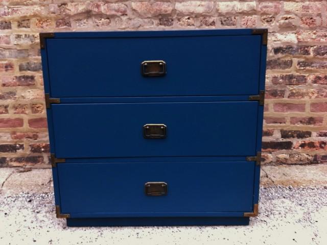 Ikea Navy Blue Dresser