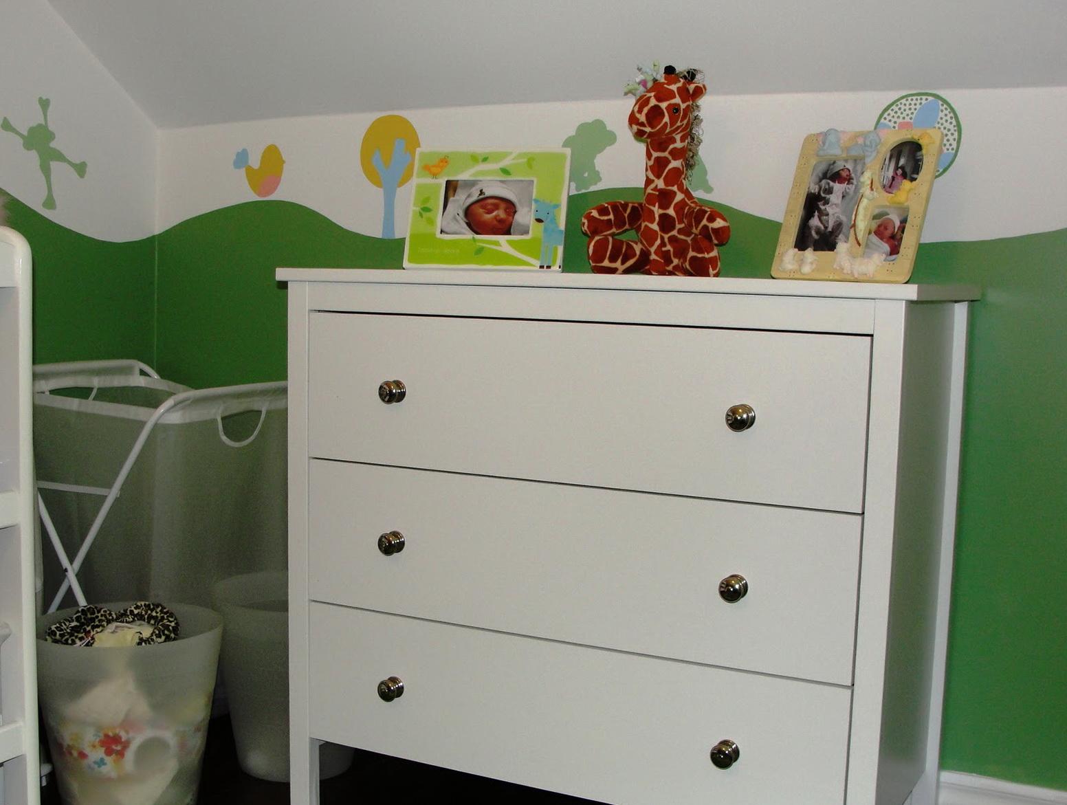 Ikea Three Drawer Dresser