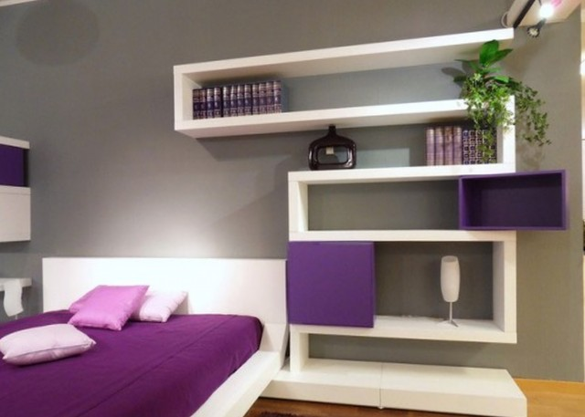 Ikea Wall Shelves Bedroom