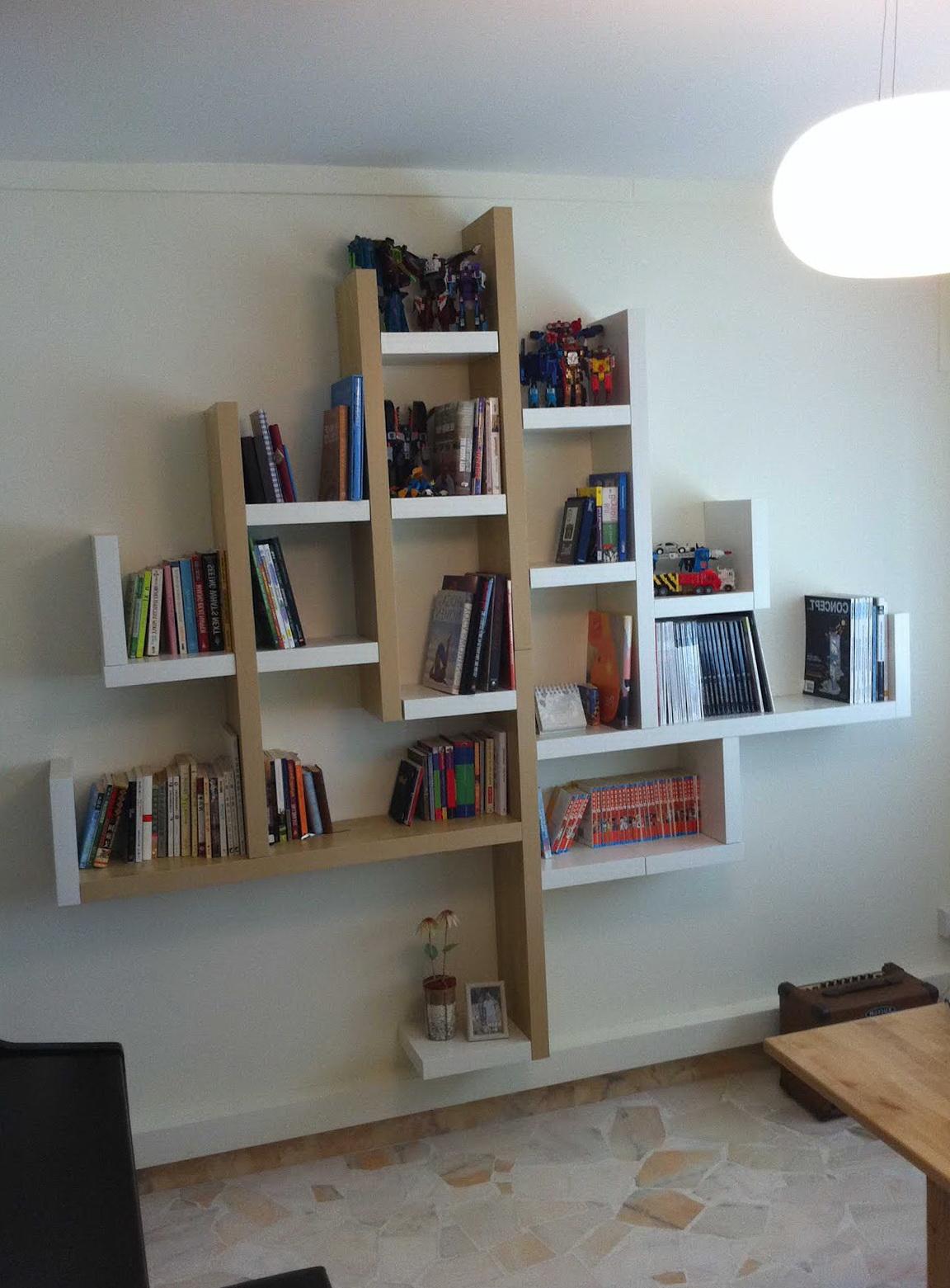 Ikea Wall Shelves For Books