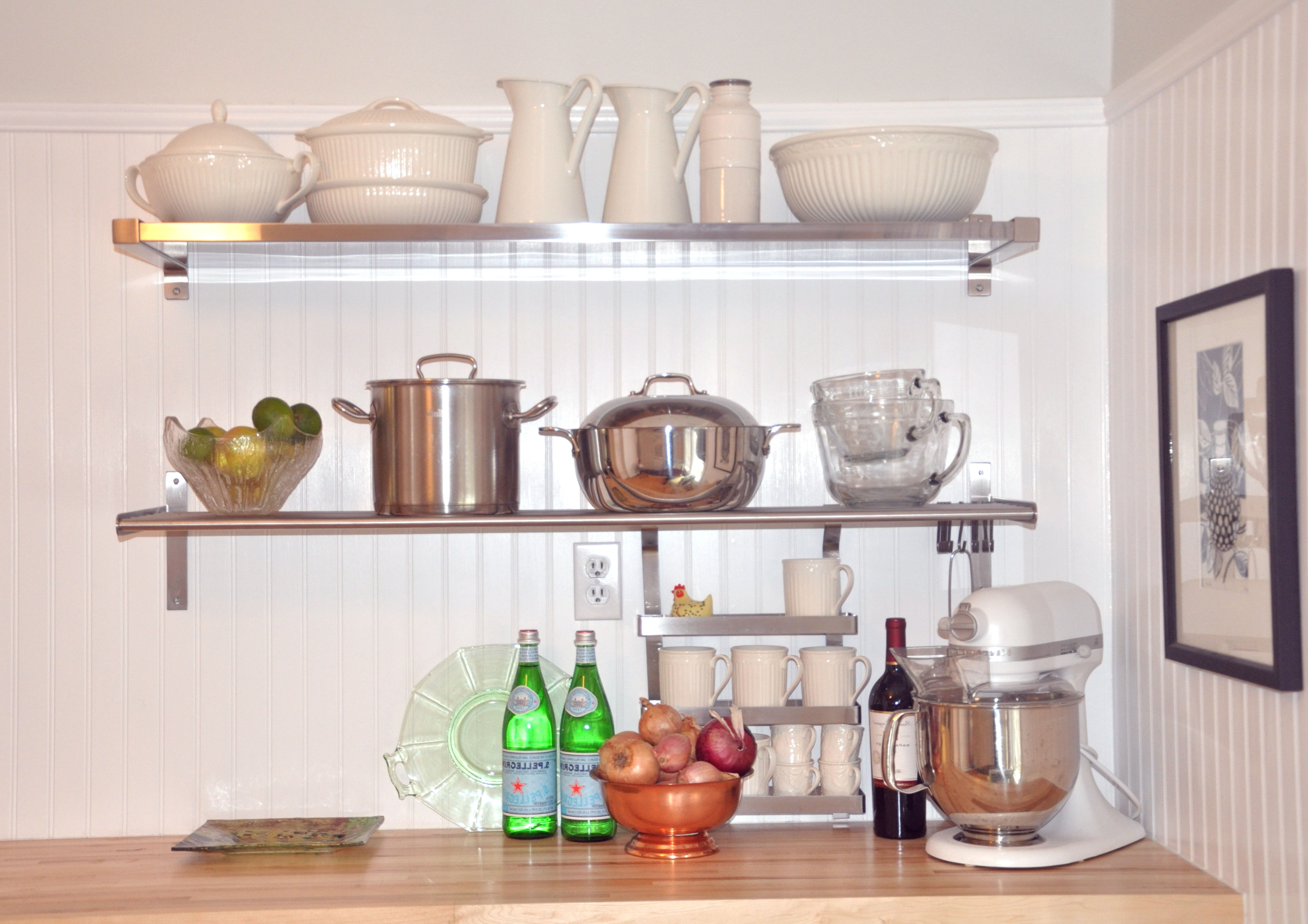 Ikea Wall Shelves Ideas