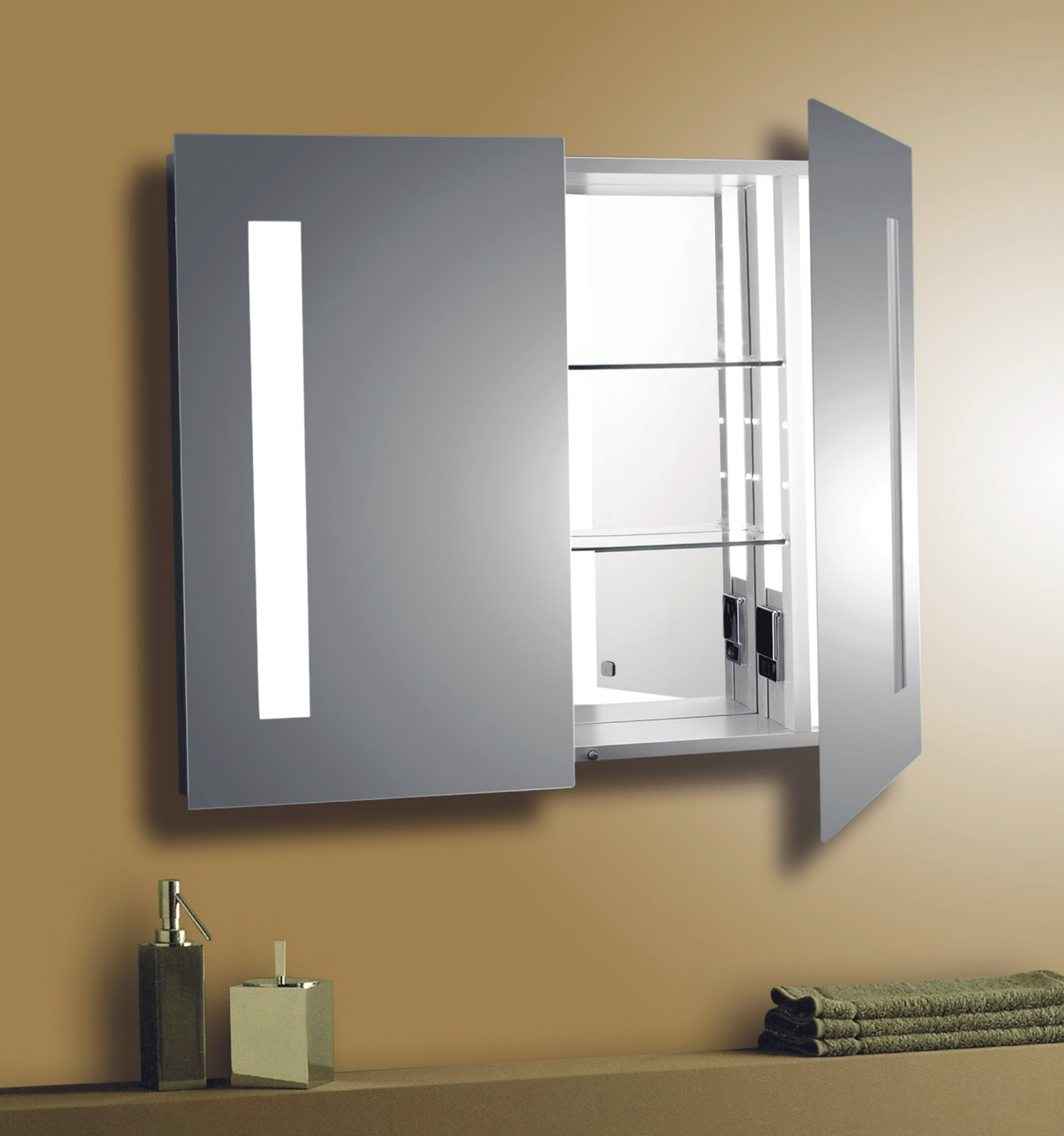 Kohler Medicine Cabinets Installation