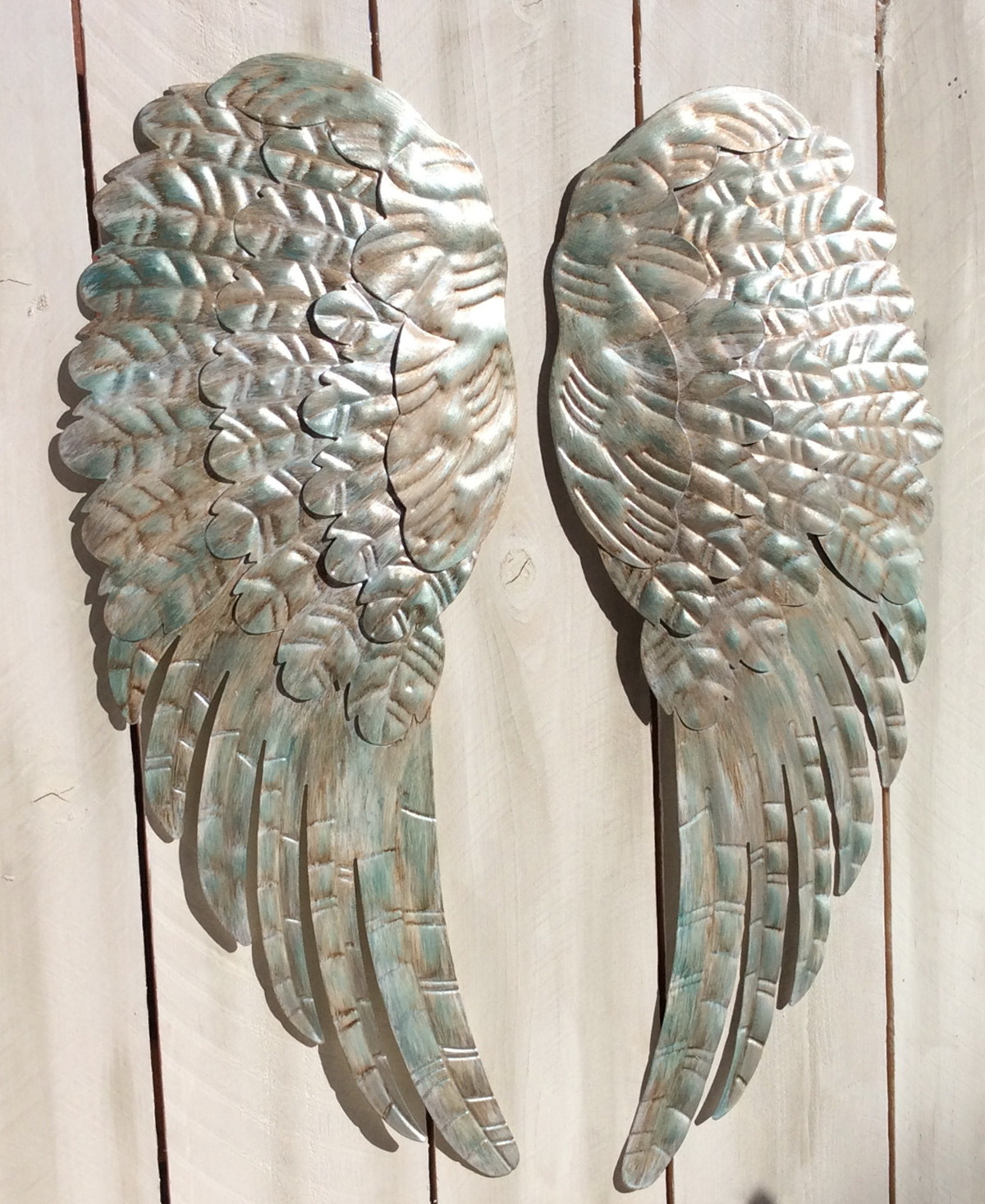 Large Silver Wall Art