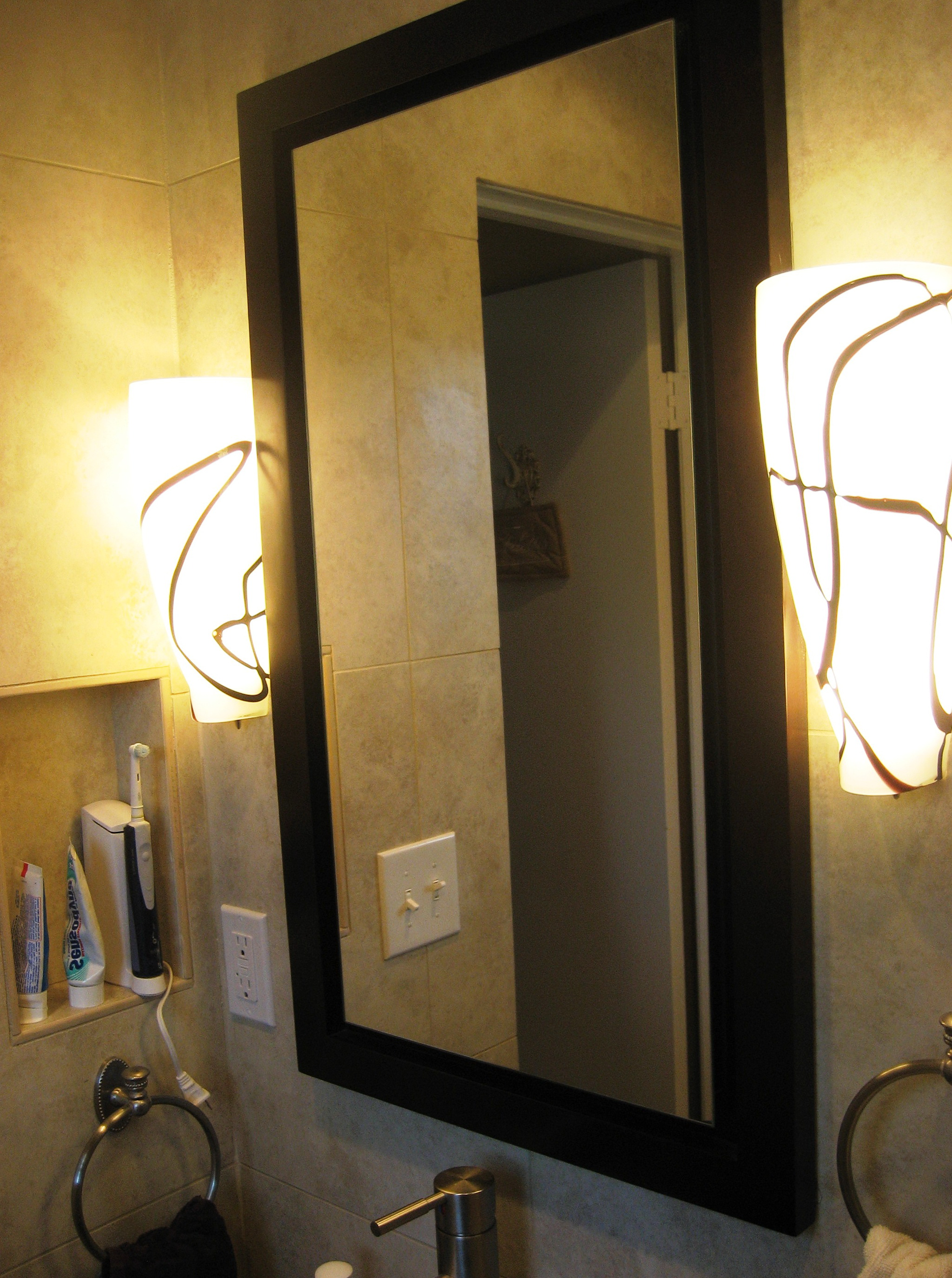 Lighted Medicine Cabinets Sidelights