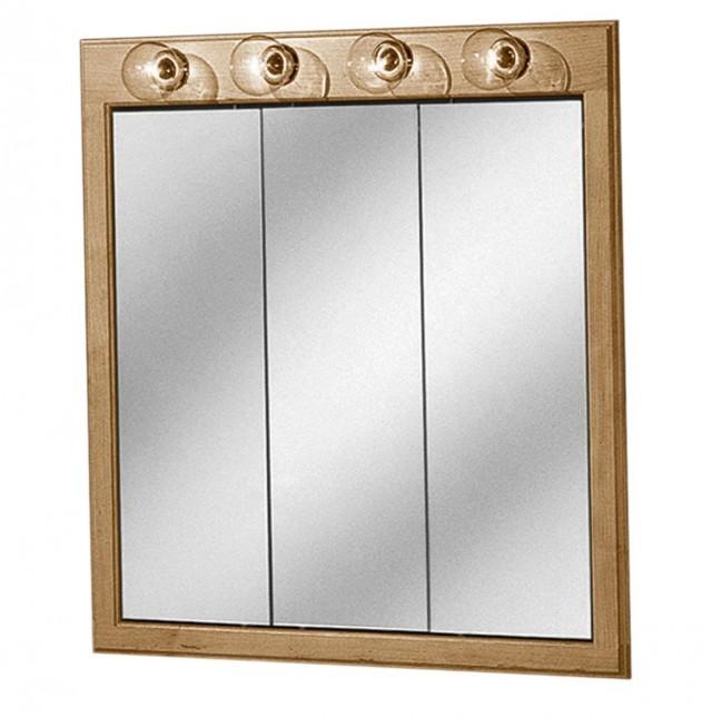 Lighted Mirror Medicine Cabinet