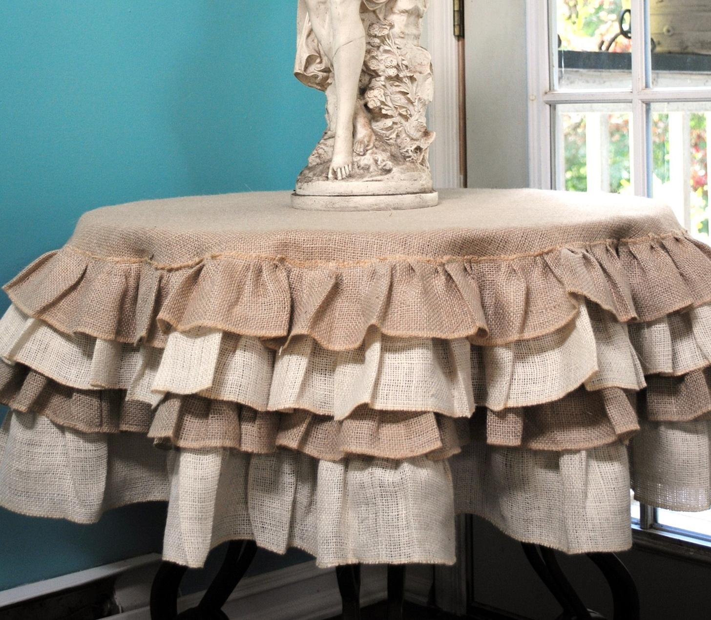 Linen Table Cloths Factory