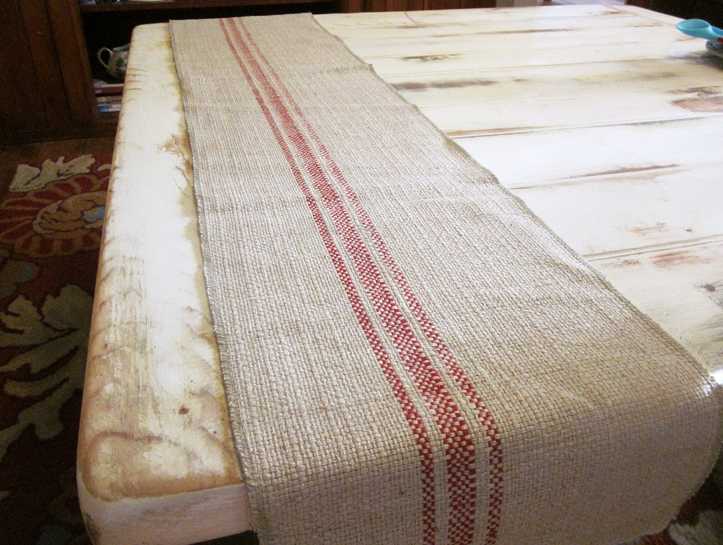 Linen Table Runners For Sale
