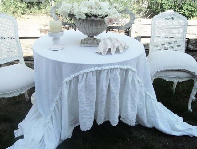 Linen Tablecloths Coupon