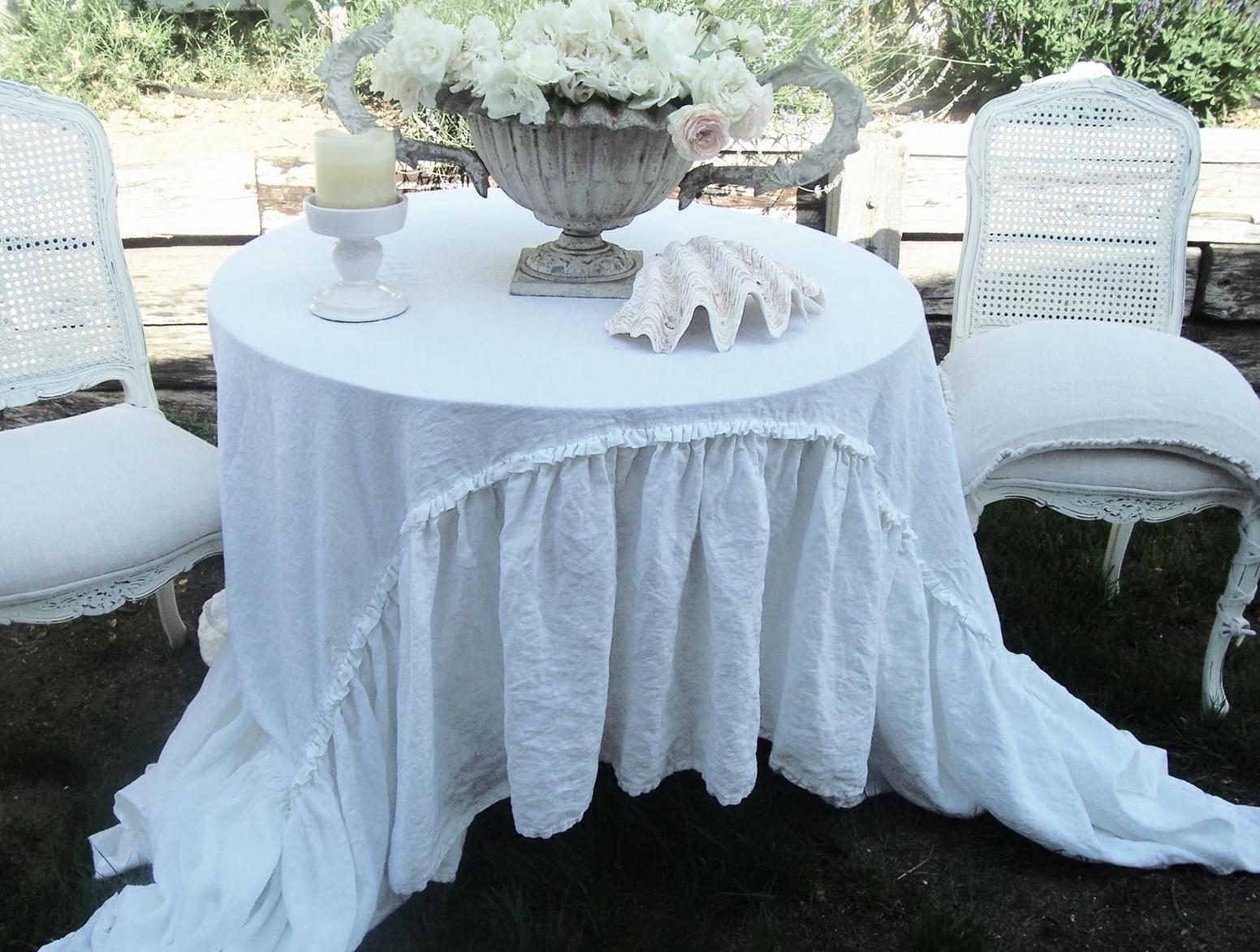 Linen Tablecloths Coupon