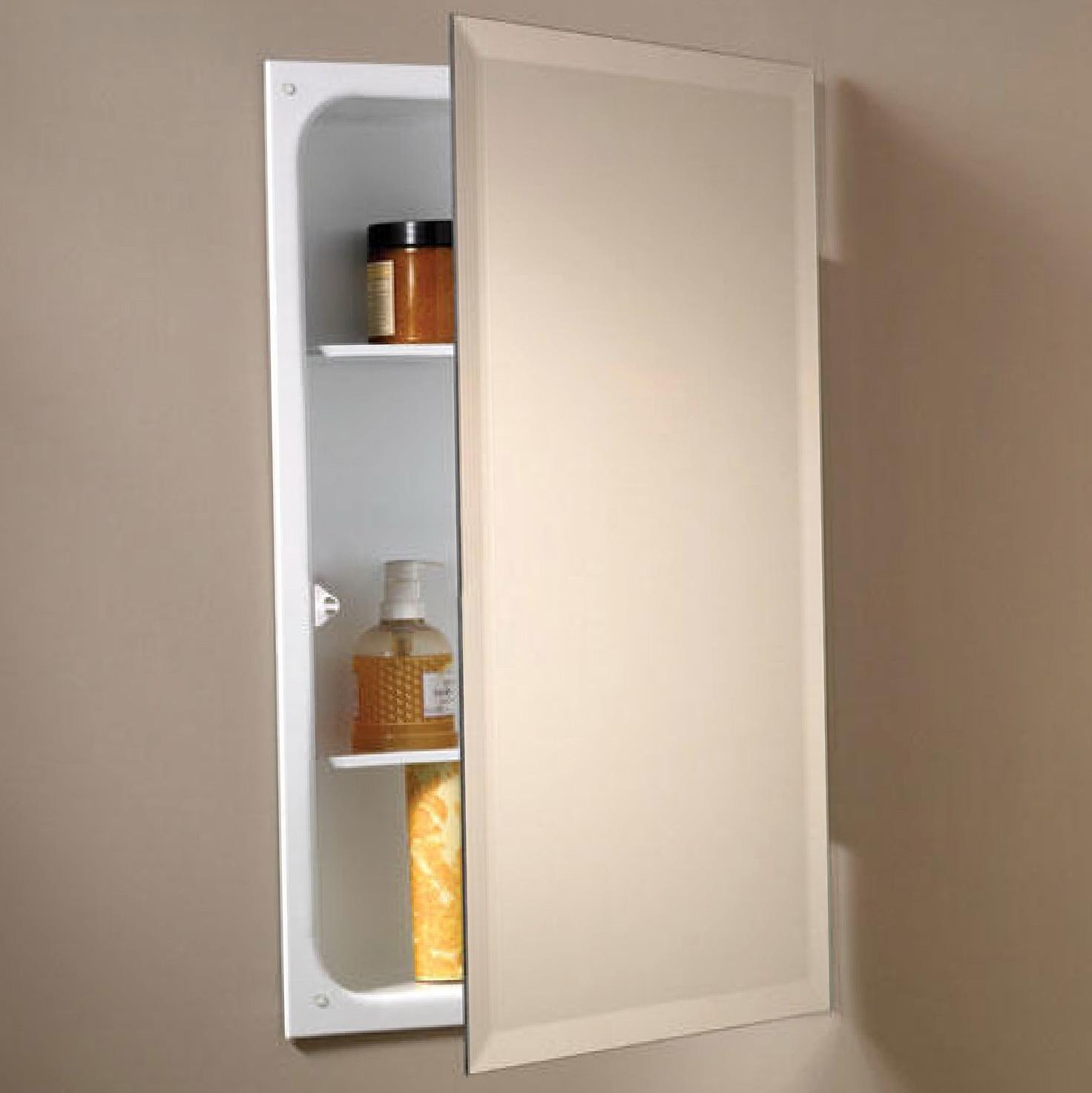 Medicine Cabinet Recessed Mirror