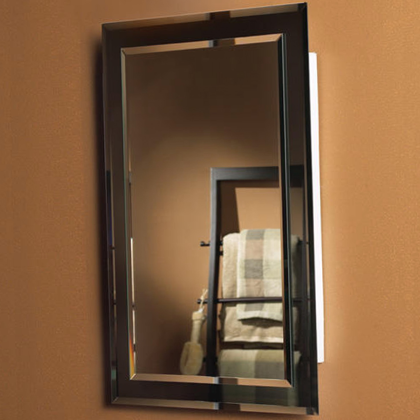 Medicine Cabinets Recessed No Mirror