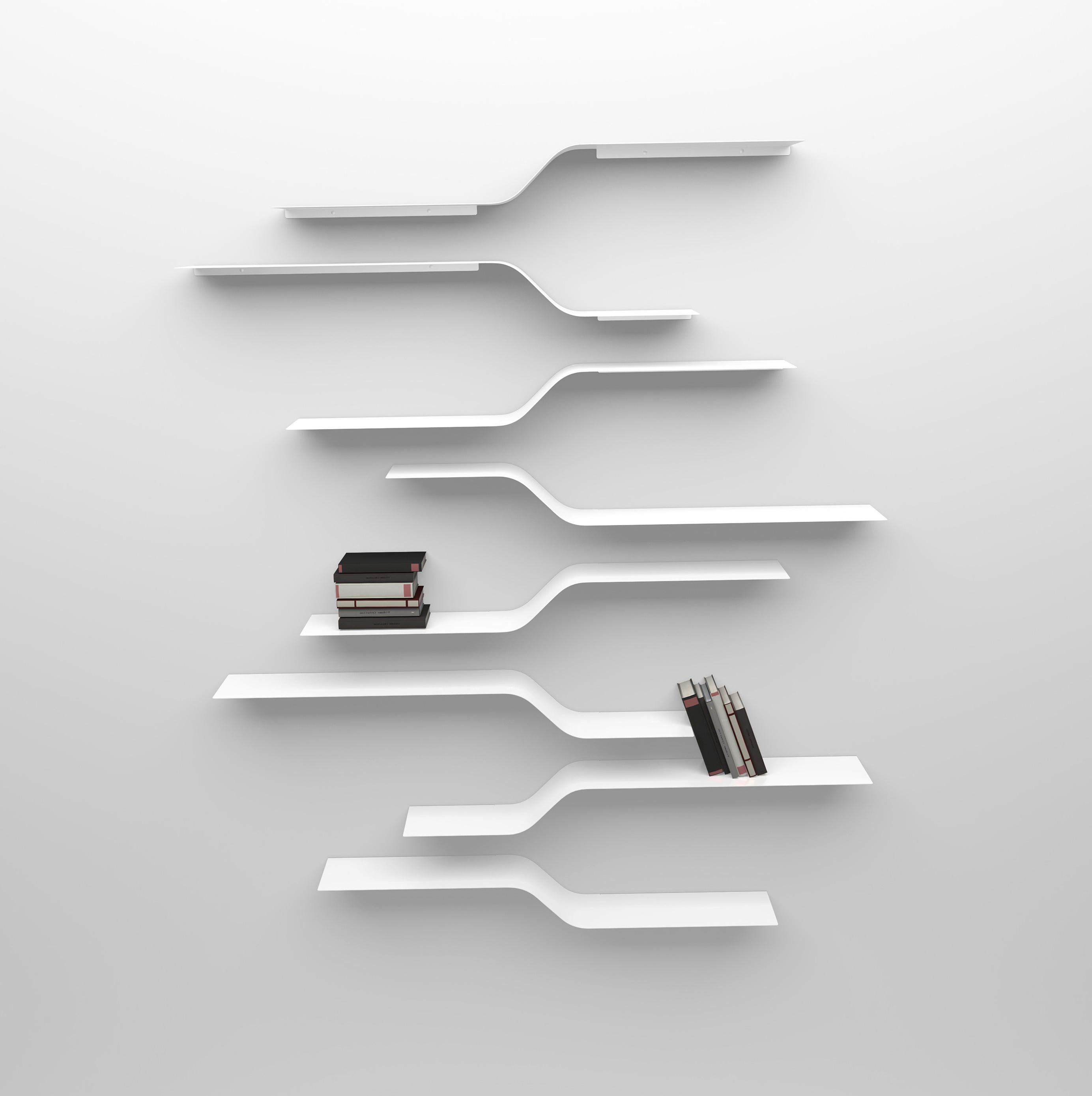 Metal Wall Shelves Modern
