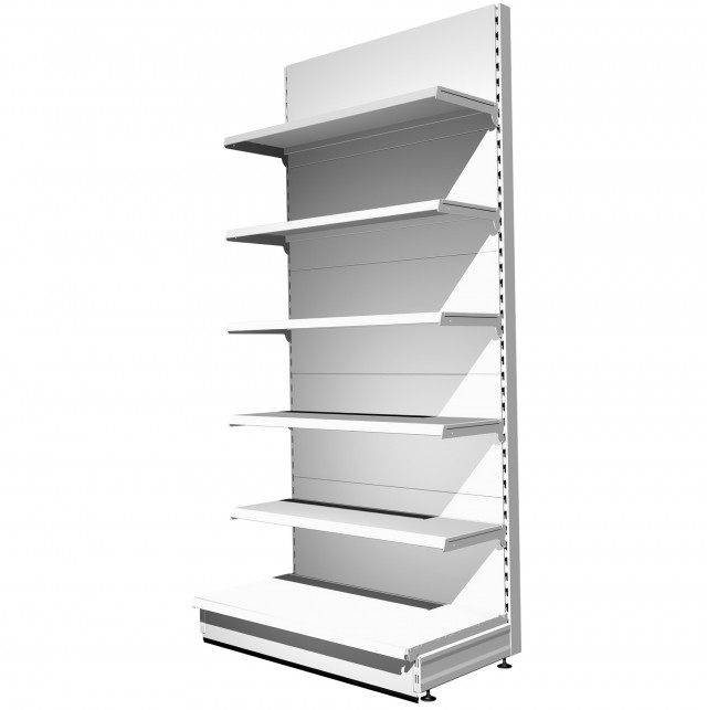 Metal Wall Shelving Systems