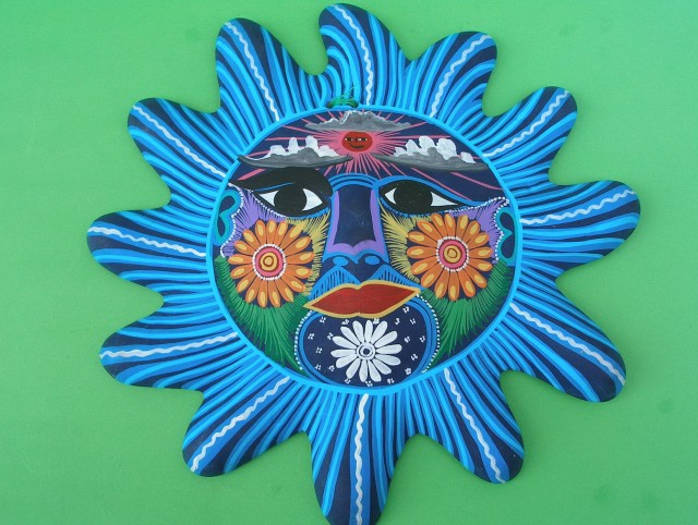 Mexican Sun Wall Art