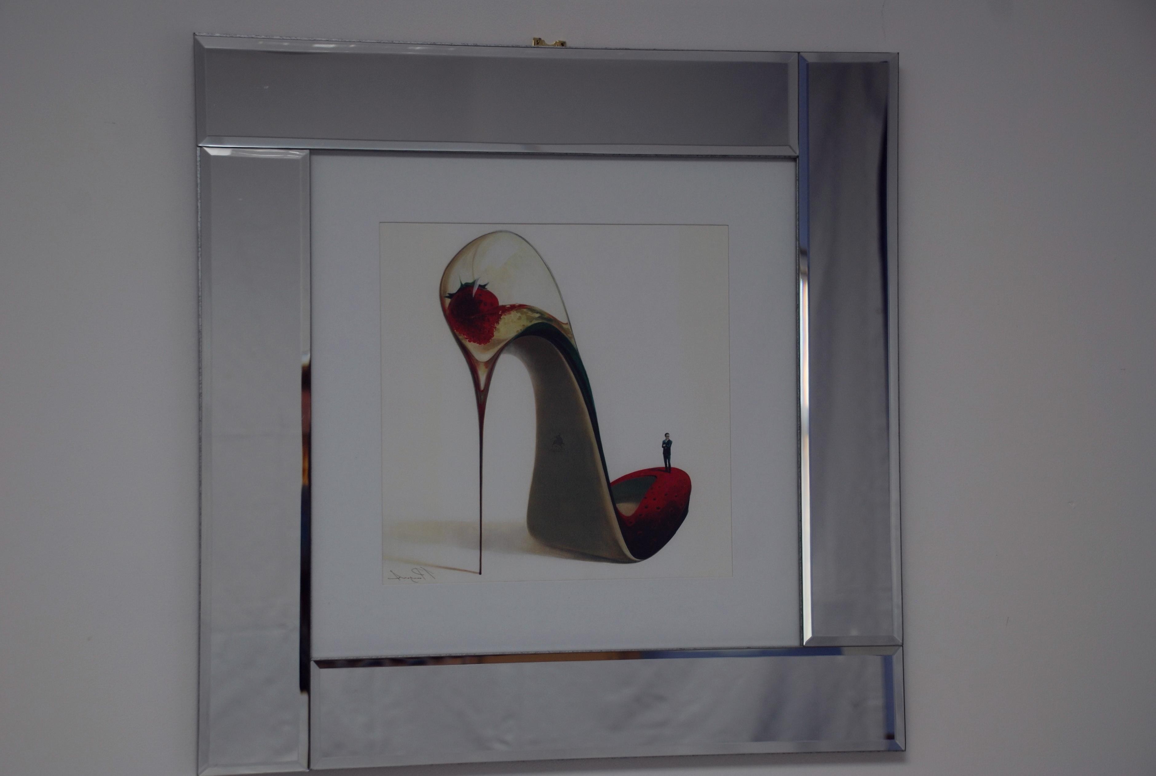 Mirrored Wall Art Uk