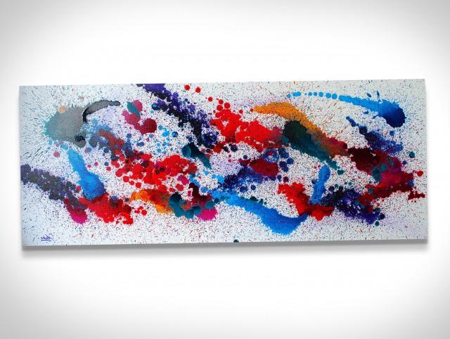 Modern Colorful Wall Art