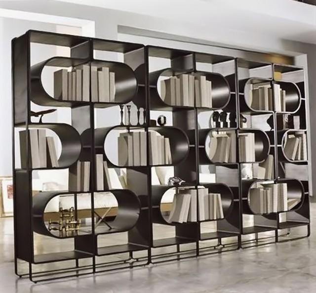 Modern Room Divider Bookcase