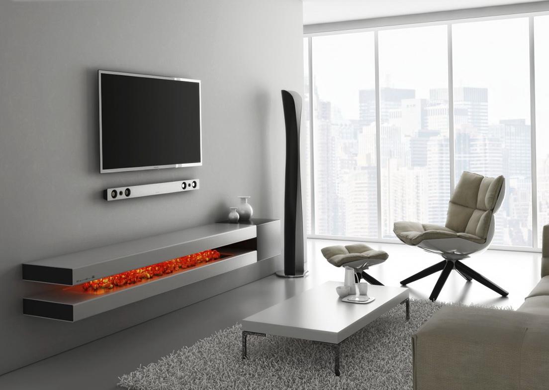 Modern Tv Wall Shelves