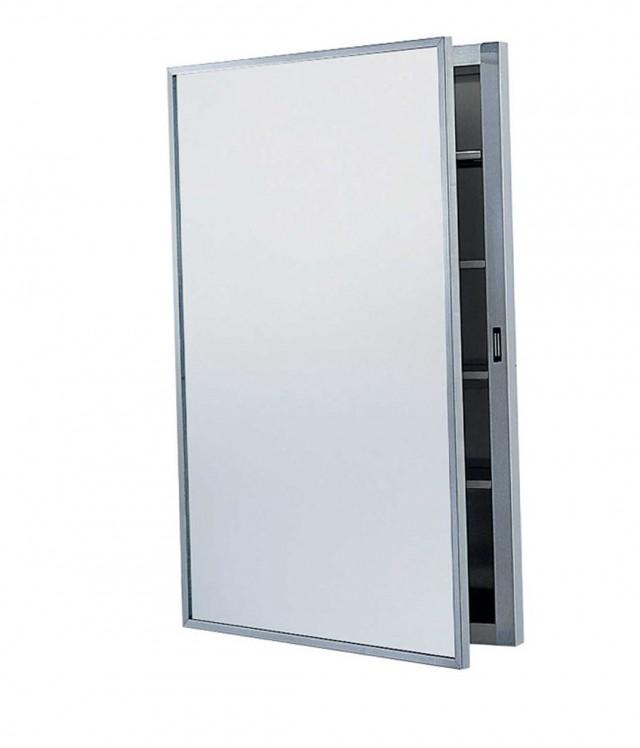 Non Mirrored Medicine Cabinets
