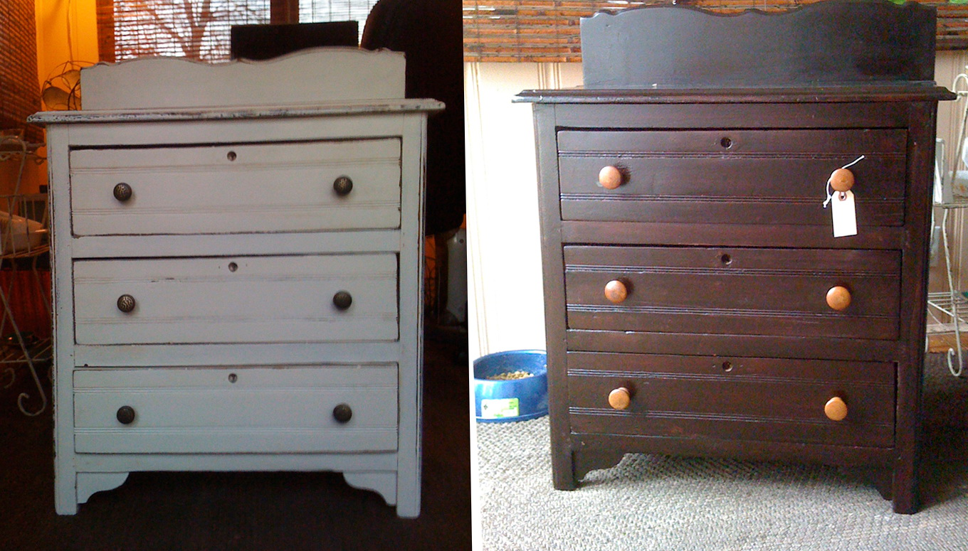 Painted Dresser Ideas Before And After