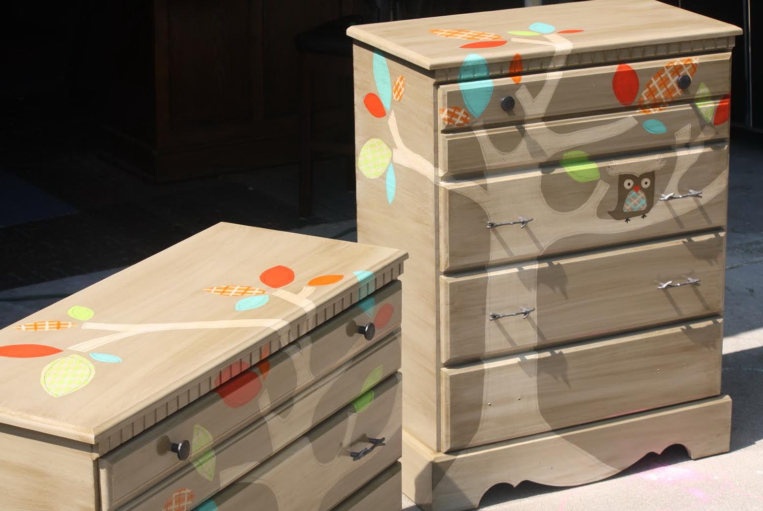 Painted Dresser Ideas Pinterest