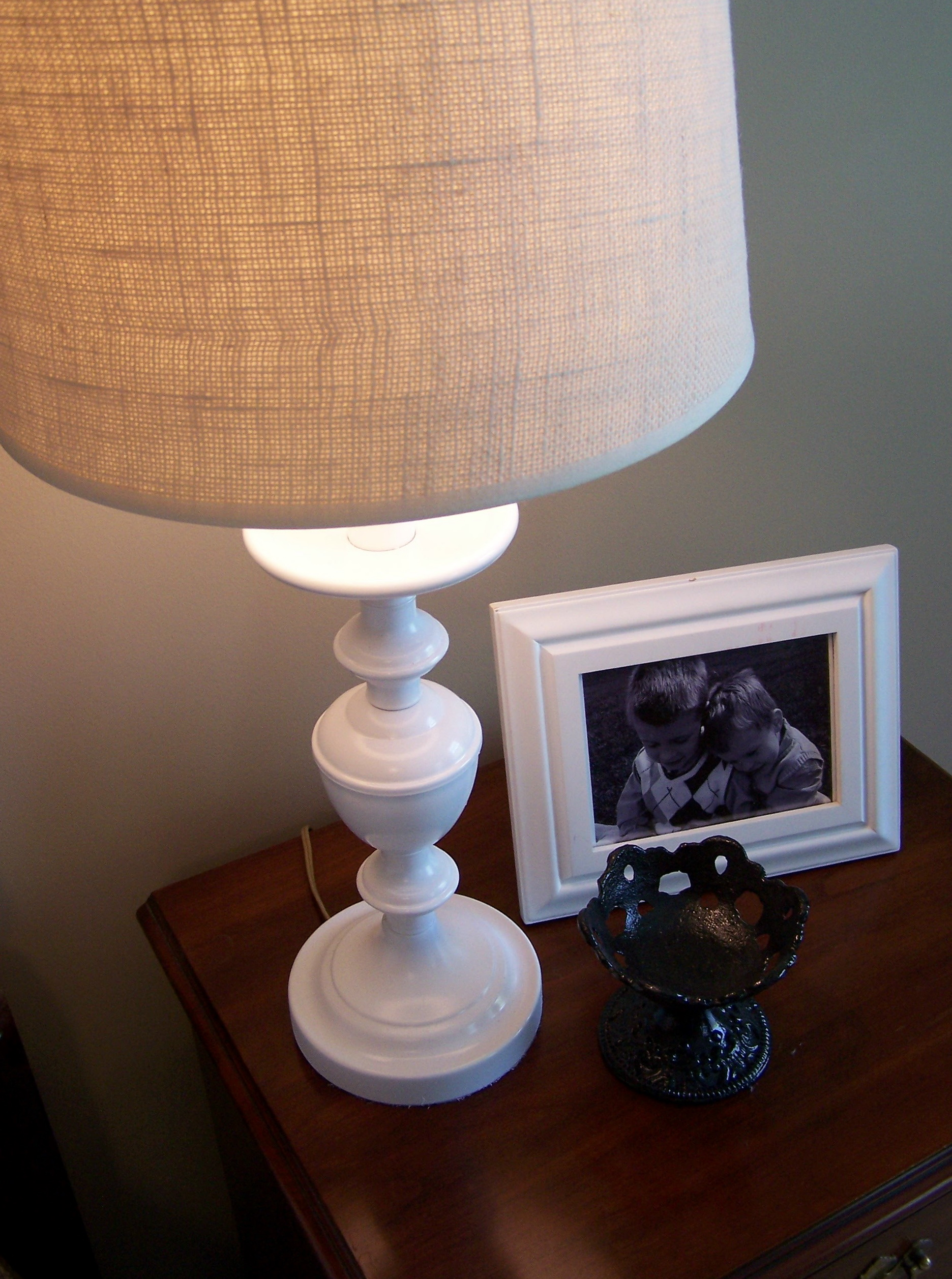 Pottery Barn Nightstand Lamps