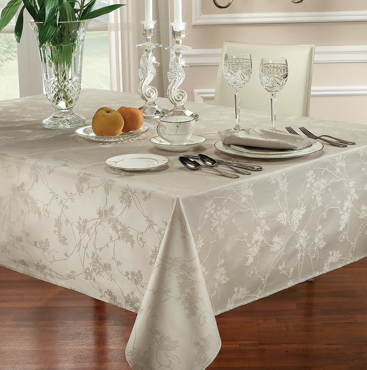 Ralph Lauren Christmas Table Linens