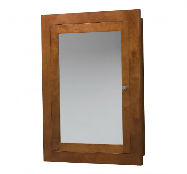 Recessed Medicine Cabinet Wood