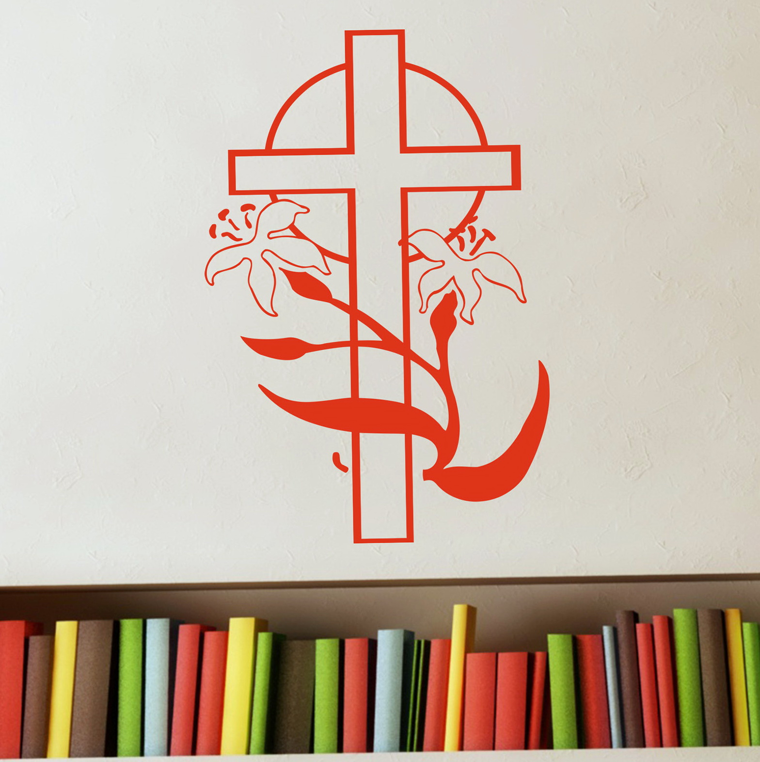 Religious Wall Art Stickers