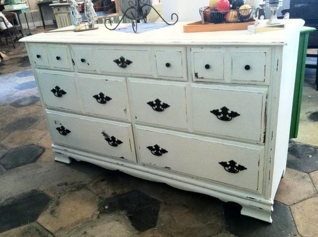 Restoration Hardware Dresser For Sale