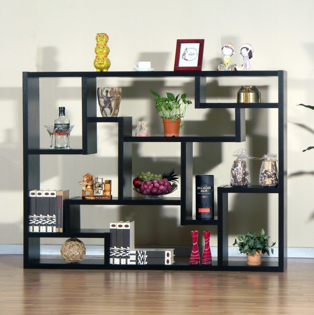 Room Divider Bookcase Plans