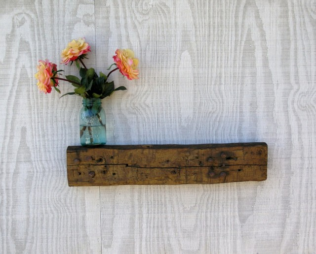Rustic Wall Shelves For Sale
