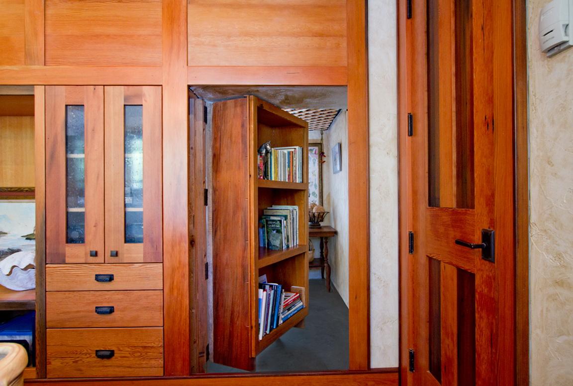 Secret Bookcase Door Kit