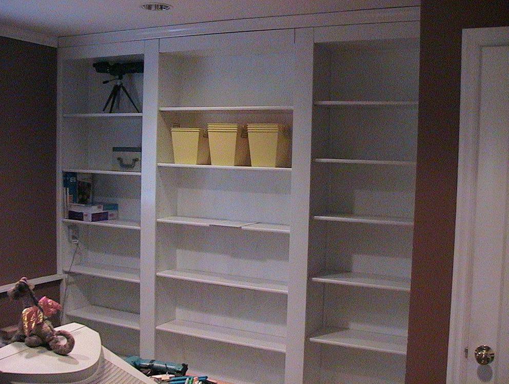 Secret Bookcase Door Latch