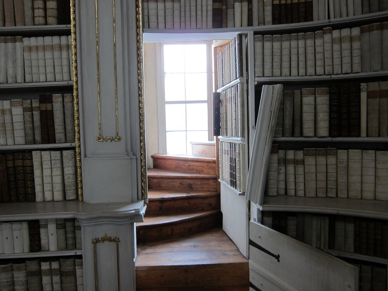 Secret Hidden Bookcase Door Plans