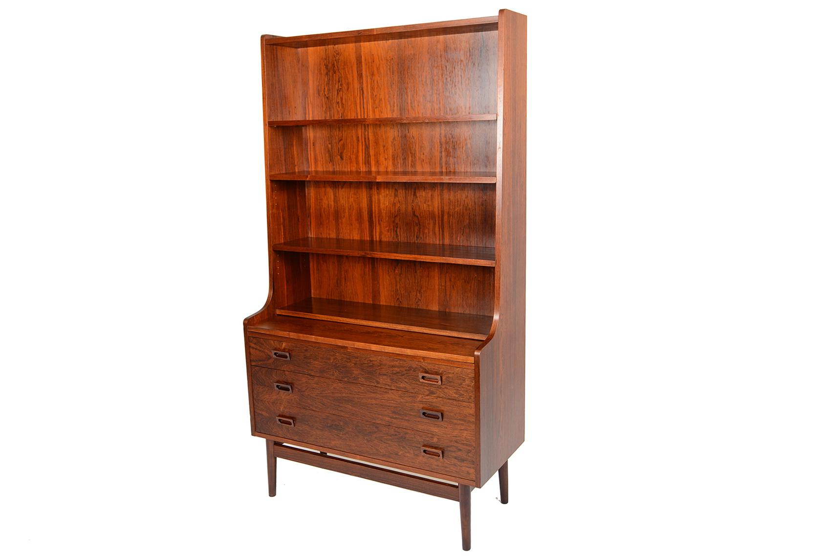 Secretary Desk With Bookcase