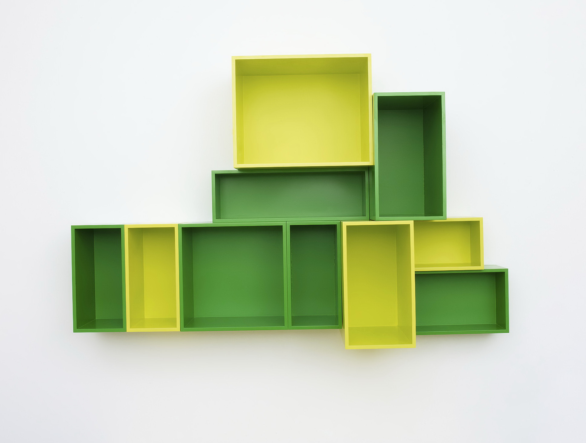 Shelves On Wall Decorating Ideas