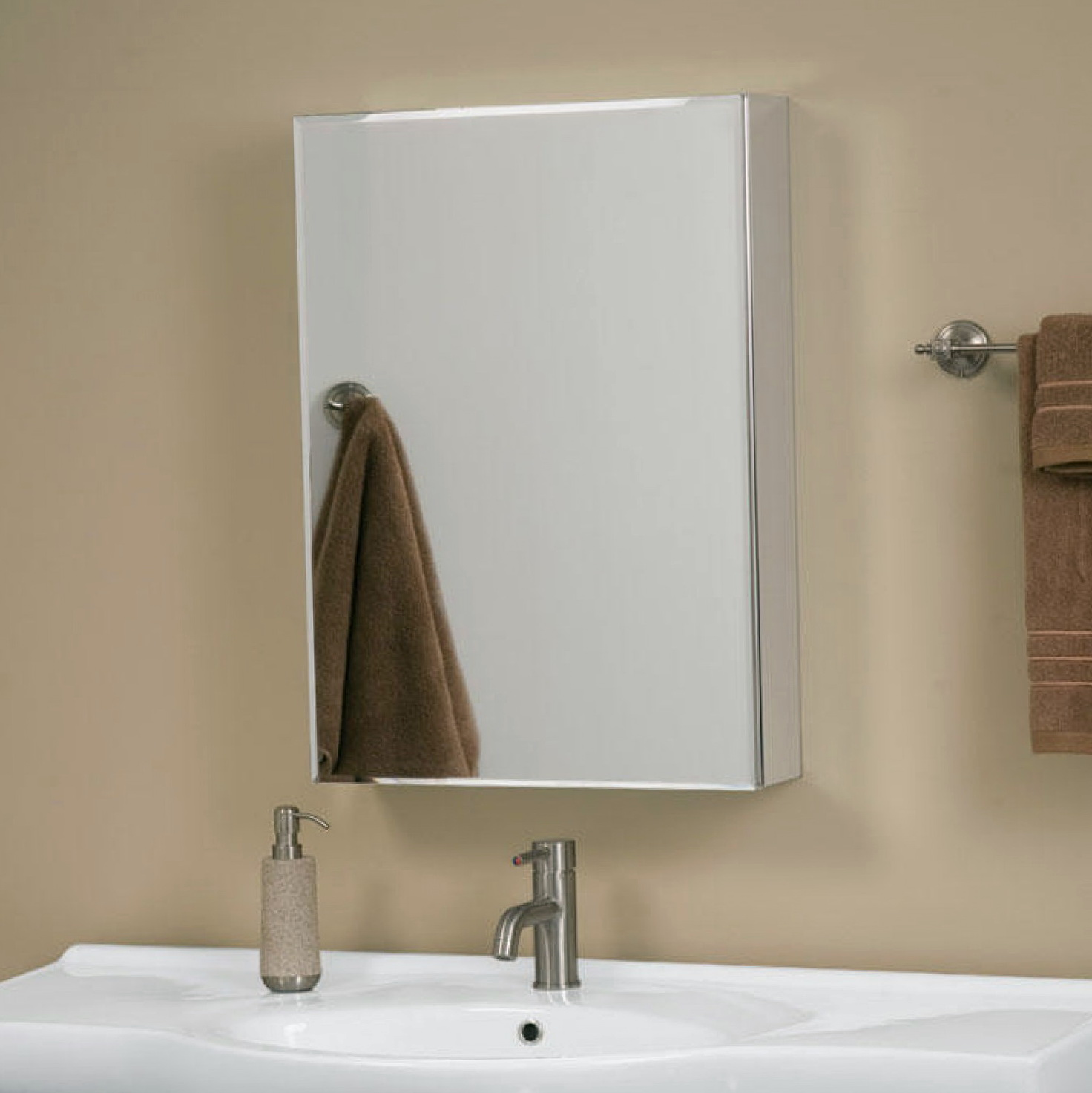 Small Medicine Cabinet With Mirror