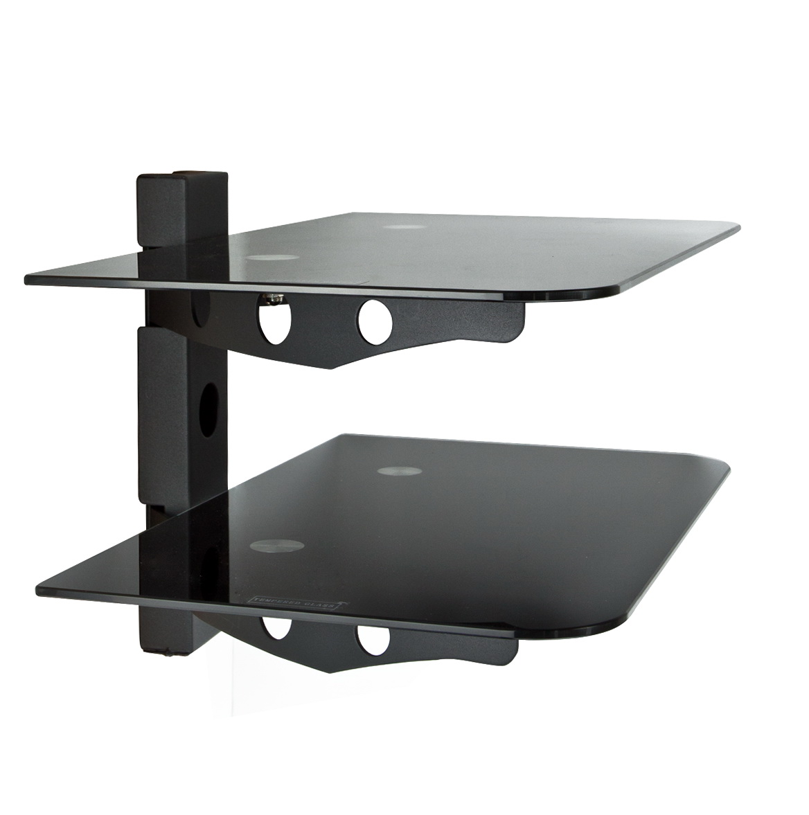 Swivel Tv Wall Mount With Shelves