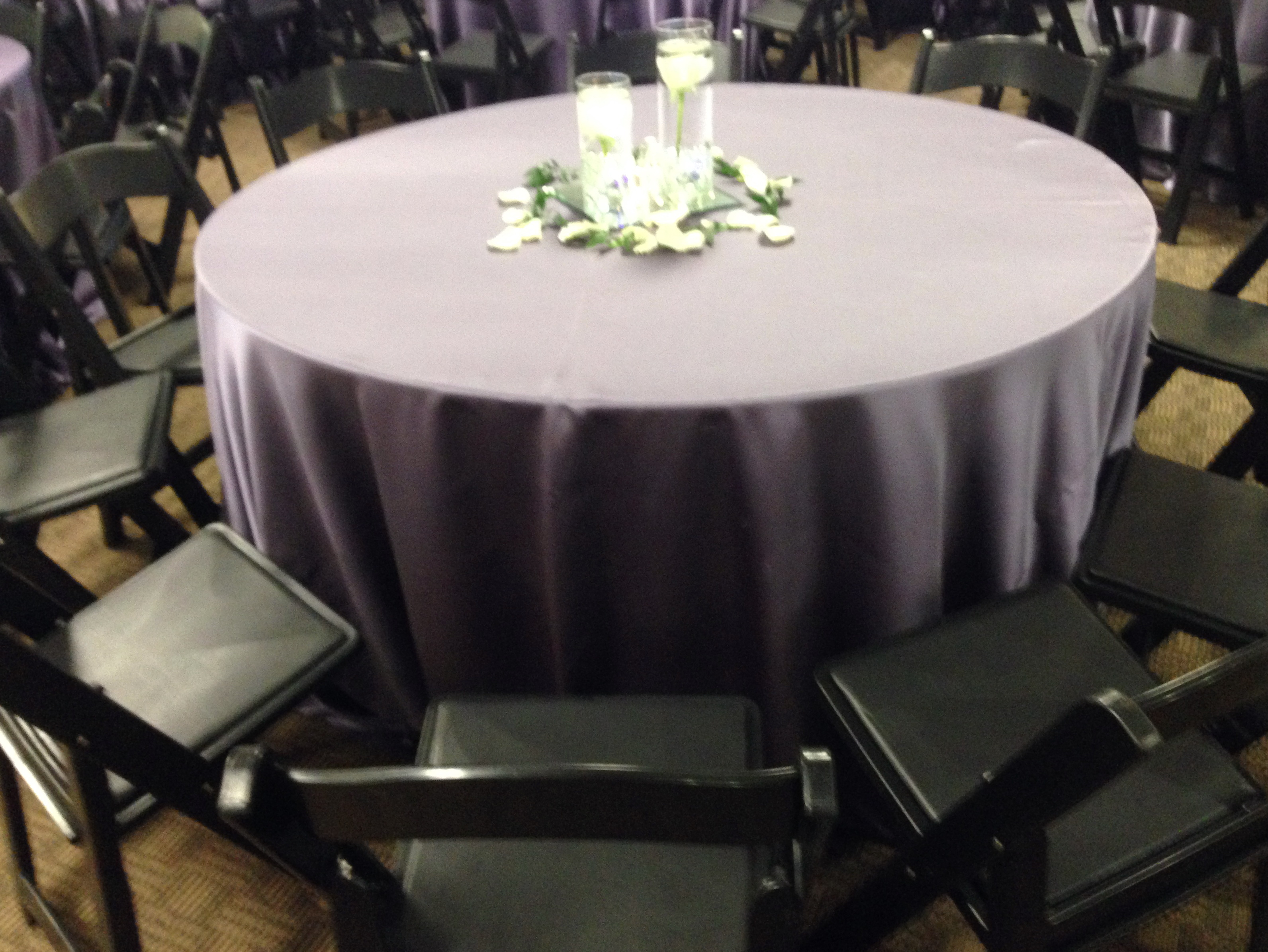 Table Linen Rentals Atlanta