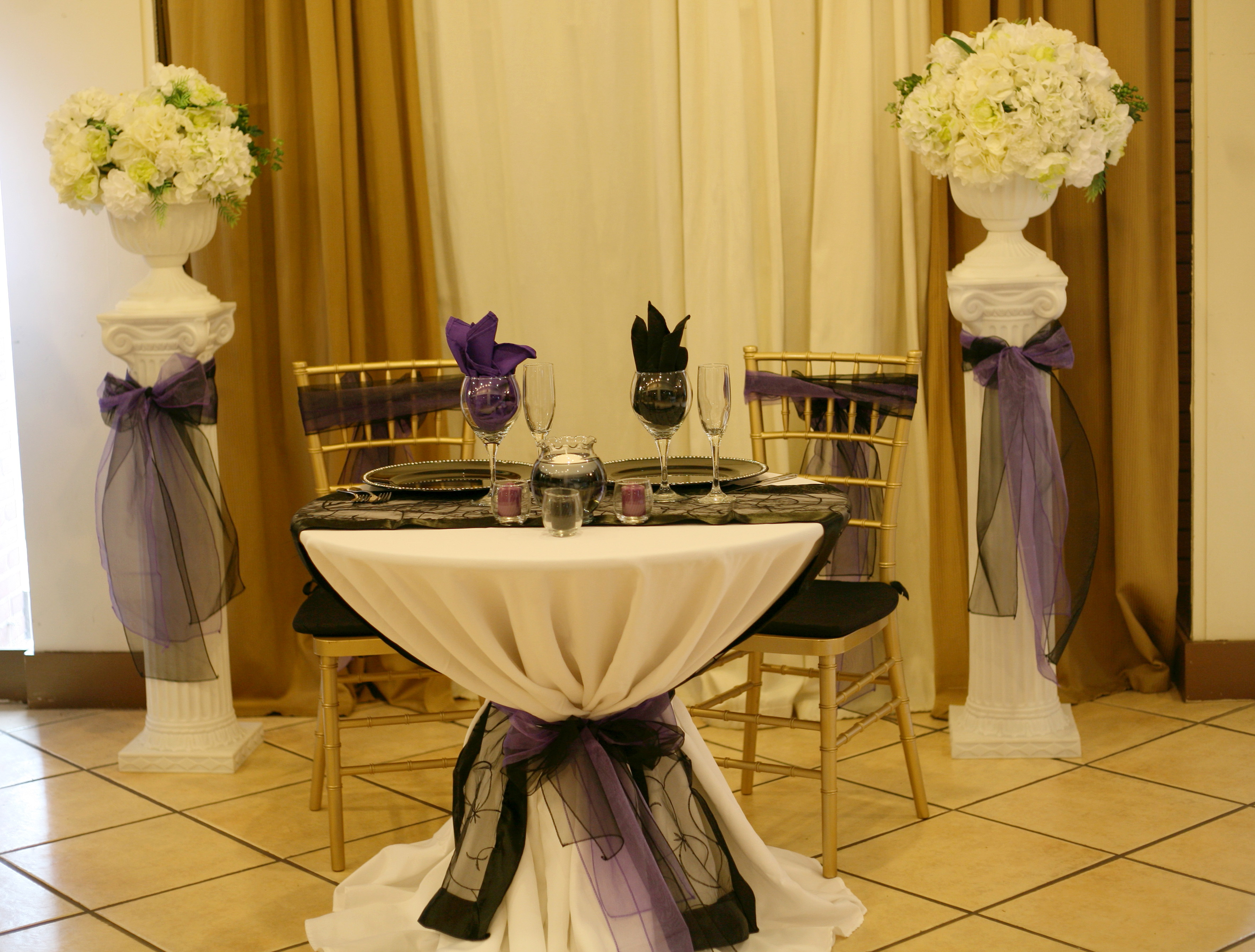 Table Linen Rentals Md