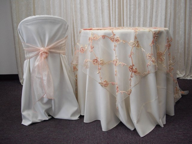 Table Linen Rentals Miami