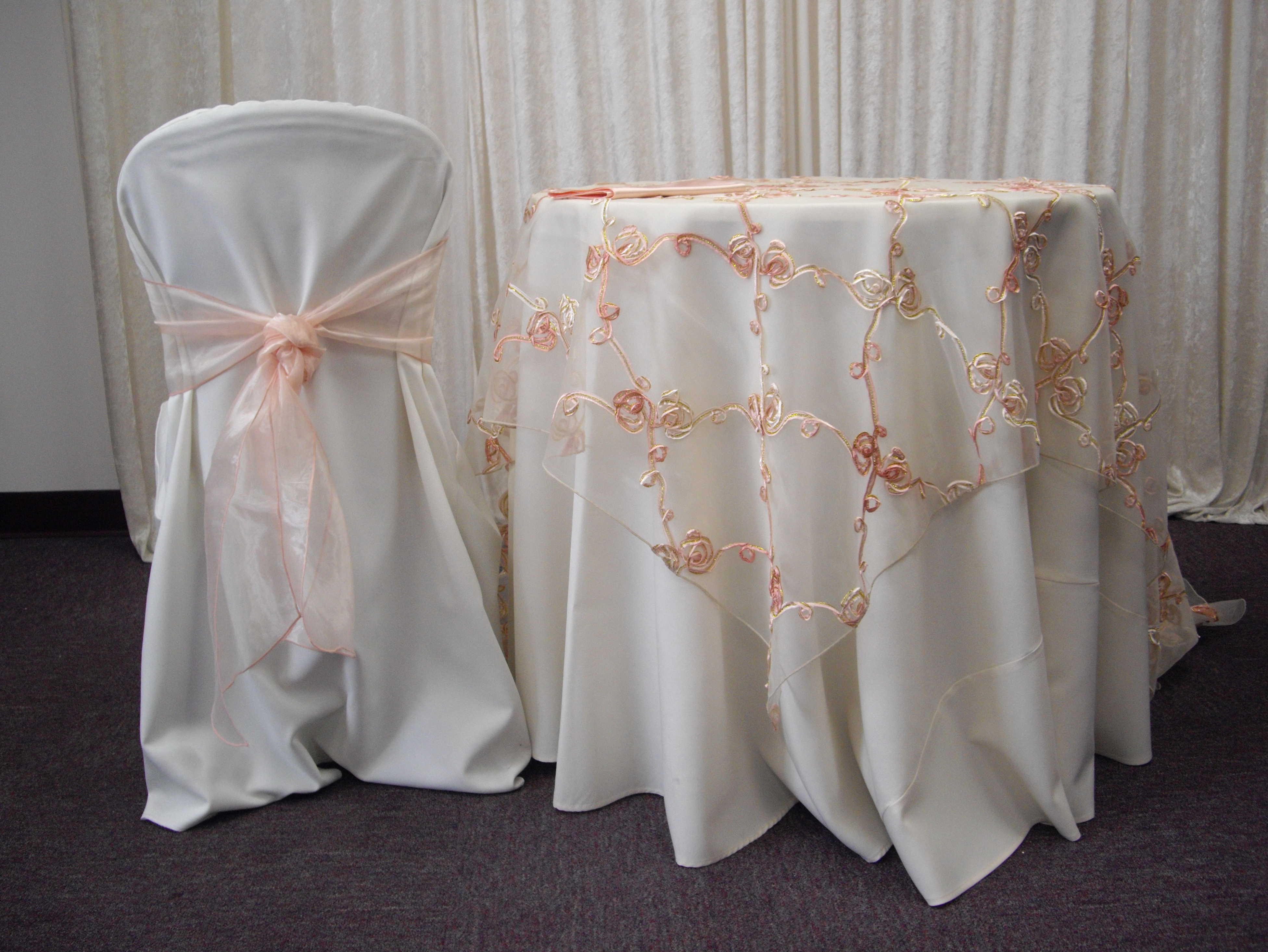 Table Linen Rentals Miami