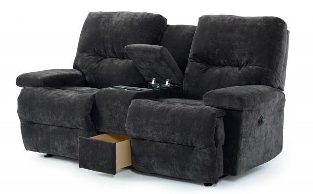 Tafton Reclining Loveseat With Console