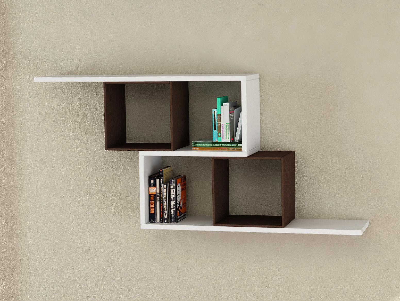Wall Bookshelves Uk