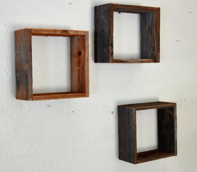 Wall Box Shelves Floating